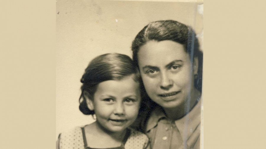 An overcrowded concentration camp allowed this St. Lousian to be saved by Hungarian Rabbi