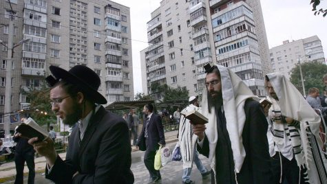 Hundreds of pilgrims to Uman found to have forged negative COVID tests
