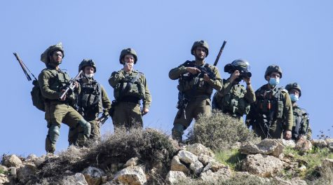 IDF kills at least 4 Palestinian terror operatives in West Bank arrest raid; 2 Israeli soldiers wounded