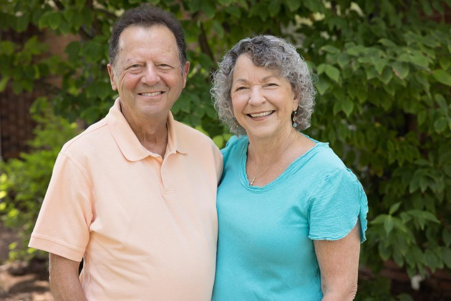 Marian and Maurice L. Hirsch Jr. Celebrate 60th anniversary