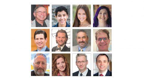 Top row: Michael Litwack, Ryan Silver, Jorie Myers and Allison Worth. Second row: Andrew Fredman, Jeff S. Wehmer, Ken Levine and David Margolis. Third row: Jordan Palmer, Susan E. Bindler, Richard Tishler and Jeff Glogower.