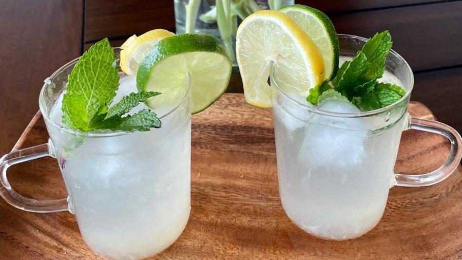 Tunisian Lemonade. Photo: Margi