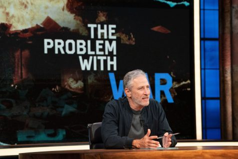 Jon Stewart's new show is not very funny — it is a mitzvah