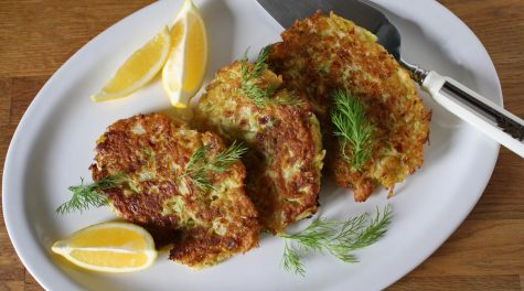 The vegetarian schnitzel that will make you not miss the real thing