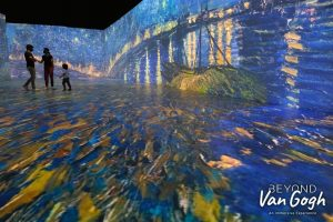 BLOCKBUSTER BEYOND VAN GOGH: THE IMMERSIVE EXPERIENCE COMING SOON TO ST. LOUIS!  REGISTER NOW TO GET FIRST ACCESS TO TICKETS BEFORE THEY GO ON SALE TO THE GENERAL PUBLIC www.vangoghstlouis.com (CNW Group/Beyond Exhibitions)