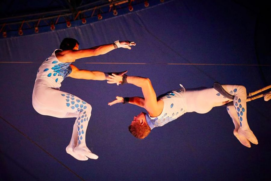 Jewish acts, performers return to the Big Top of Circus Flora