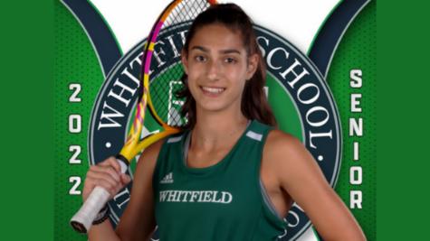 Why were kvelling over Whitfield senior Ellior Rose