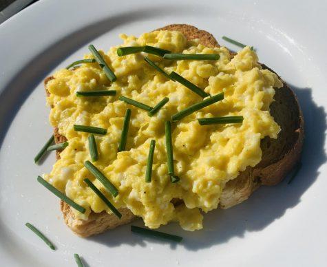 Testing Gordon Ramsay's scrambled egg recipe