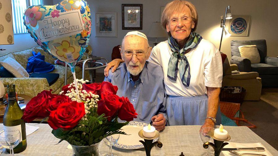 Cohens celebrate 70th anniversary