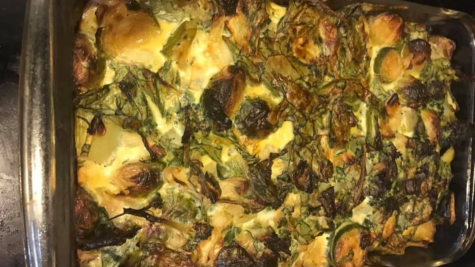 The broccoli, brussels sprouts and spinach kugel you didnt know you needed