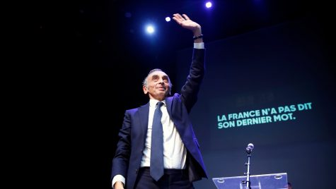 A far-right Jew could make political history in France. Most French Jews say he's dangerous.