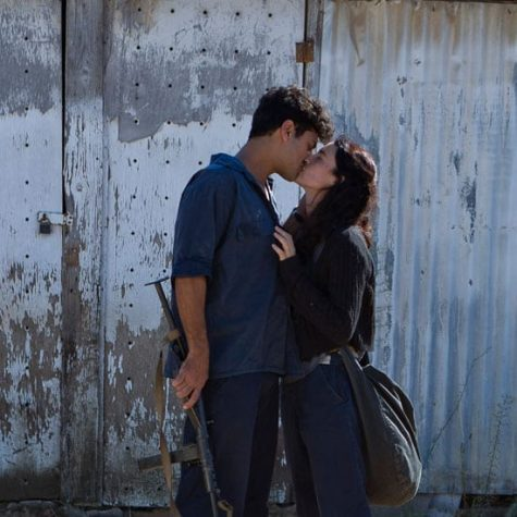 """Image from """"An Israeli Love Story,"""" which is being screened at the 13th annual Israeli film festival at Congregation Temple Israel. Photo: Rami Tazlka"""