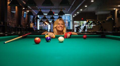 Billiards legend JoAnn Mason Parker made a Jewish Sports Hall of Fame — now she's plotting a competitive comeback