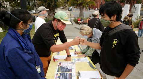 Environmental group quits democracy rally because 'Zionist' groups are present