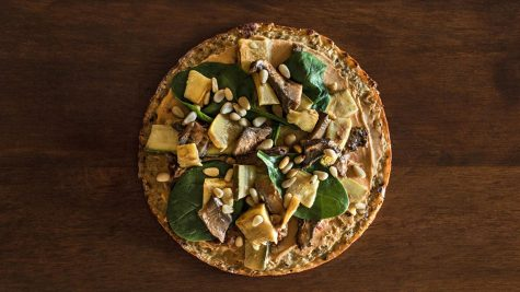 Hear me out: Hummus pizza is actually delicious