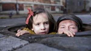 Inspired by a 2011 movie, Ukrainian researchers have found the Lviv sewer where dozens of Jews escaped the Nazis