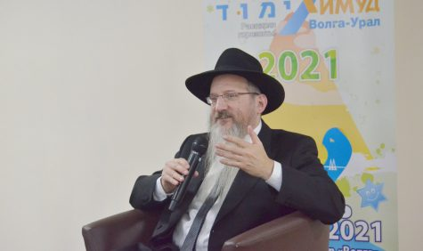 Jewish festival's return to Russia's Urals region is cause for celebration