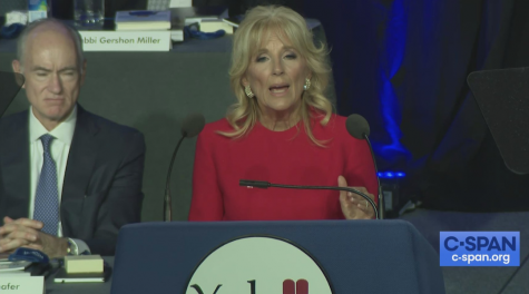 Jill Biden pays tribute to Jonathan Sacks at yeshiva fundraiser in Detroit