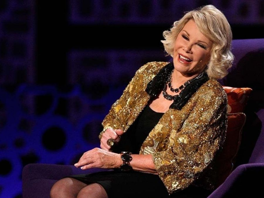 Joan Rivers, the ultimate Jewish woman, taught us how to take back our power