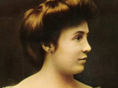 Do you know this Jew? She was a Lithuanian orphan who invented maternity wear