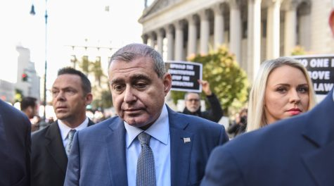 Lev Parnas, a former associate of Rudy Giuliani, is convicted on six counts related to campaign finance violations