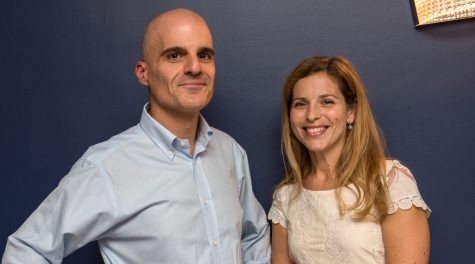 Mark and Erica Gerson (Michael Gerson)