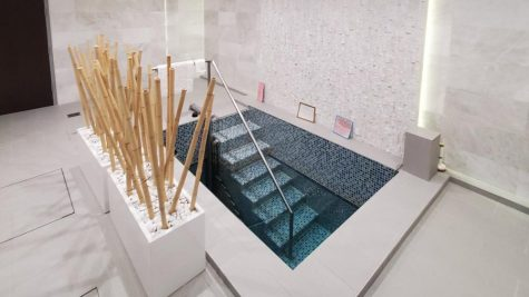 The renovated Staenberg Family Mikvah, located on the Millstone Campus.