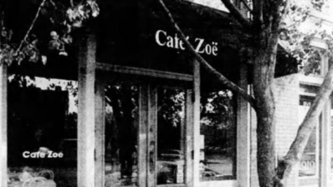 Lost Tables : Remembering Cafe Zoe